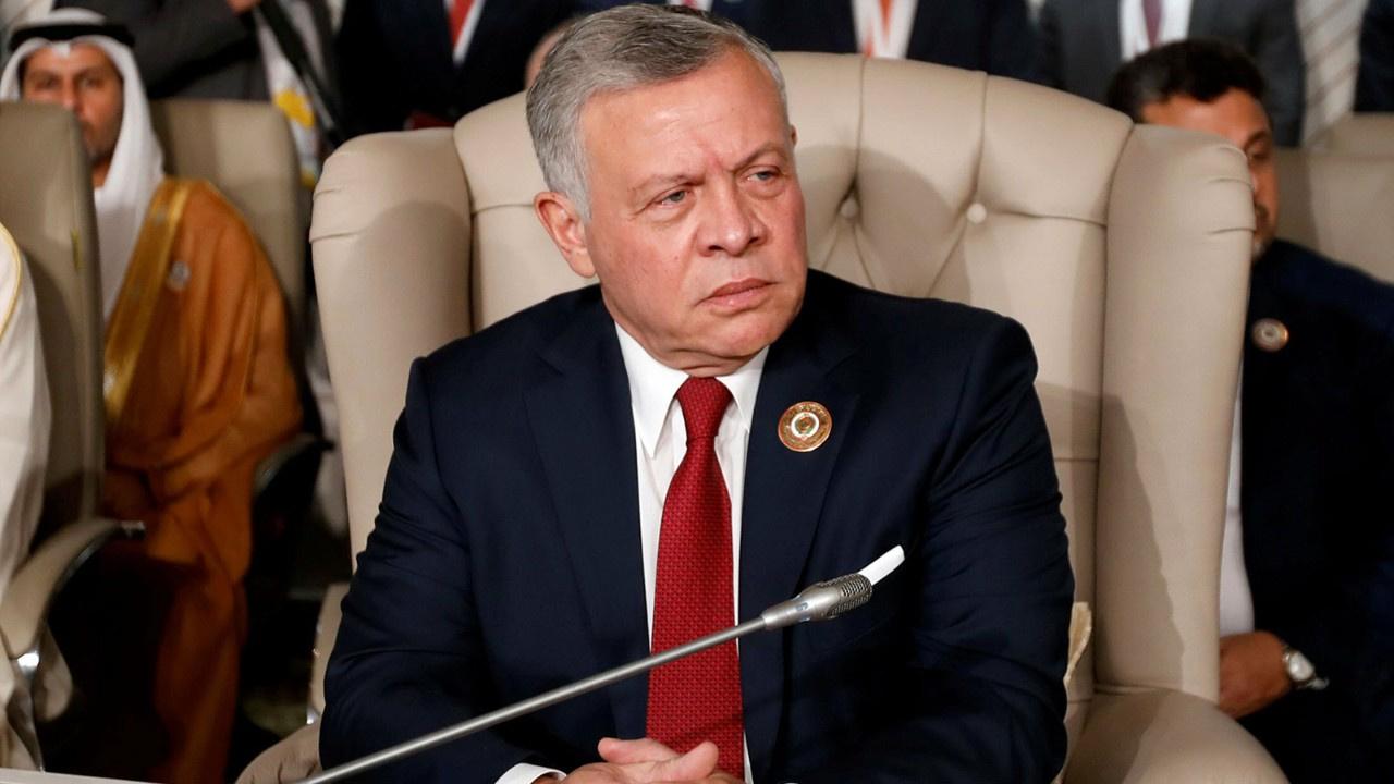 Ürdün Kralı 2. Abdullah Senato'yu feshetti