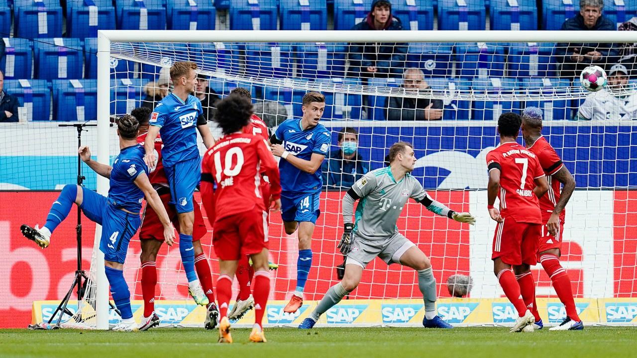 Hoffenheim, Bayern Münih'i dağıttı: 4-1