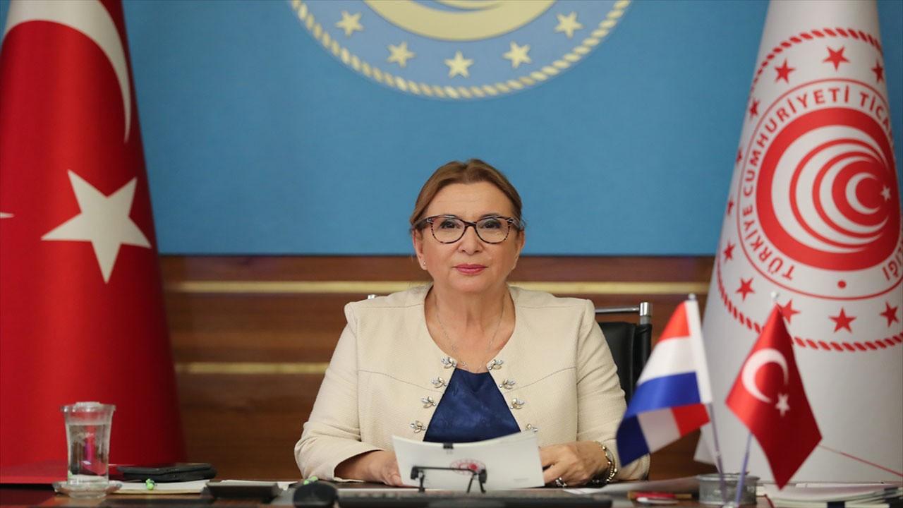 Pekcan Türkiye-Hollanda JETCO anlaşmasını imzaladı