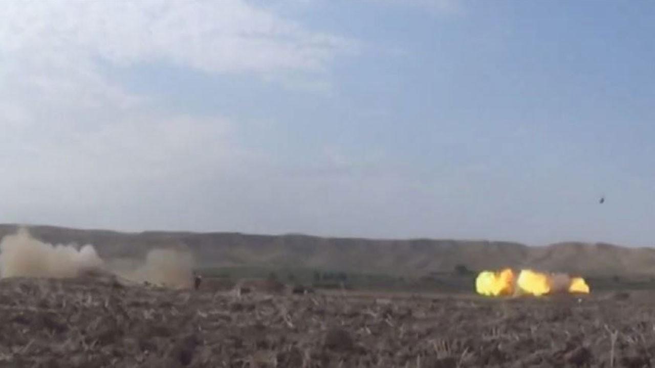 Ermenistan-Azerbaycan cephe hattında son durum!