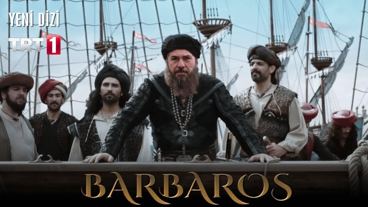 Barbaros dizisinde beklenen imza atıldı