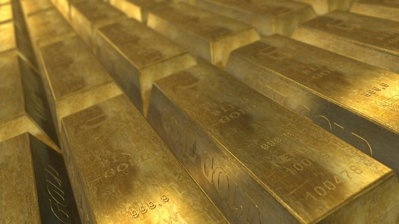 Altın rezervi bulundu..! Milyonlarca dolar...!