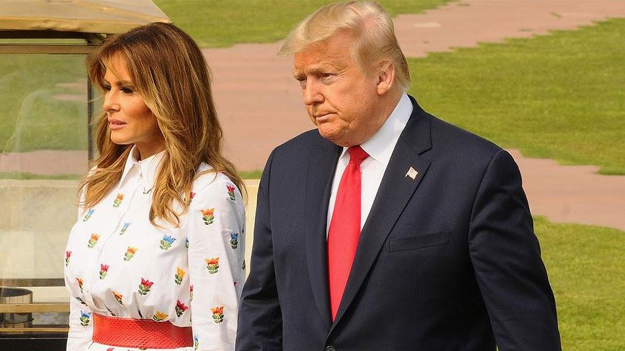 Trump'a korona şoku!
