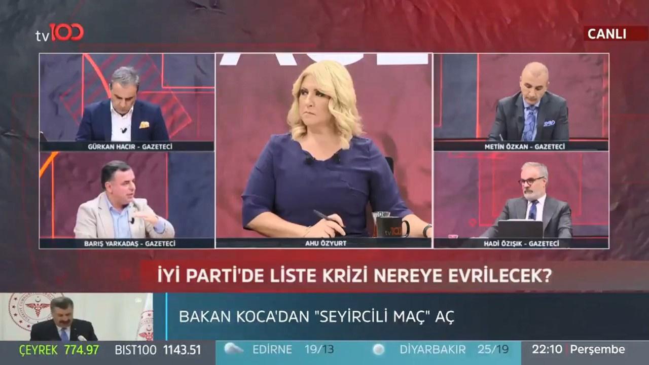 İYİ Parti'deki liste krizi masaya yatırıldı