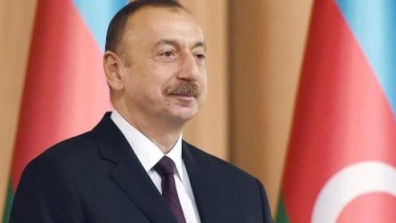 Aliyev'den flaş açıklama!