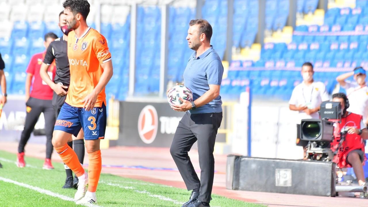 Başakşehir gol atmamaya yeminli
