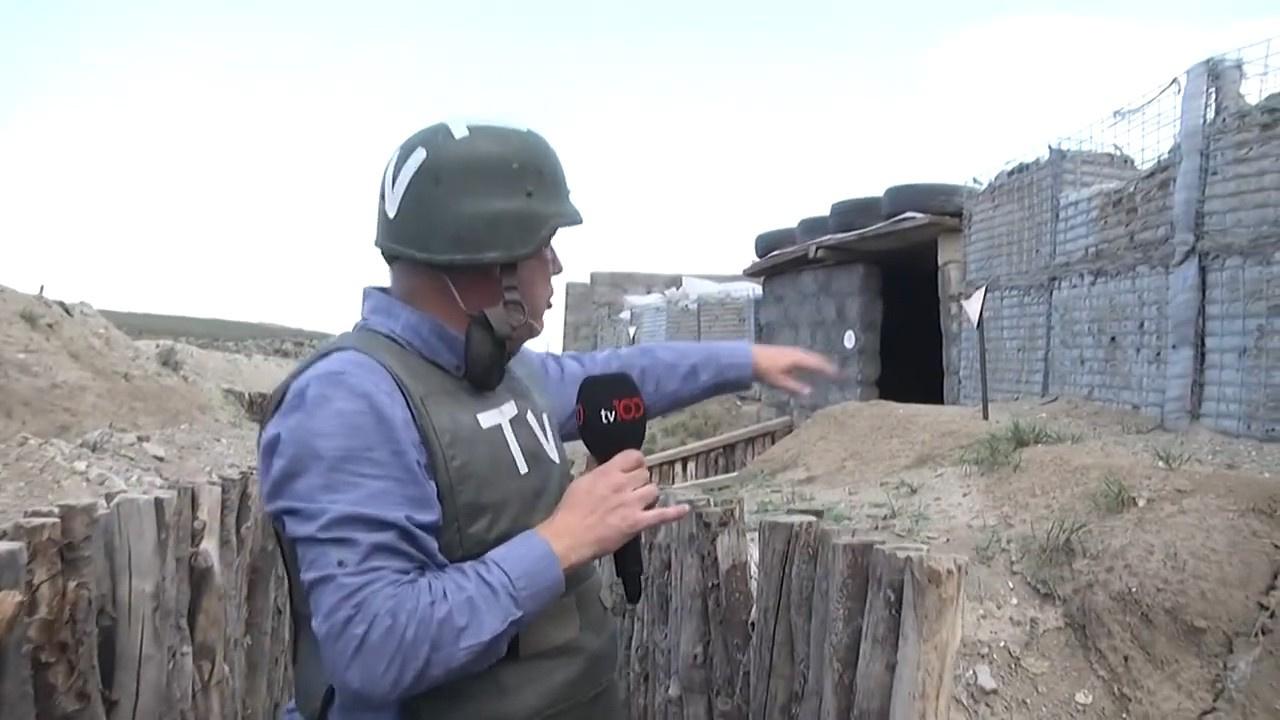 tv100 Azerbaycan'da o mevziye girdi