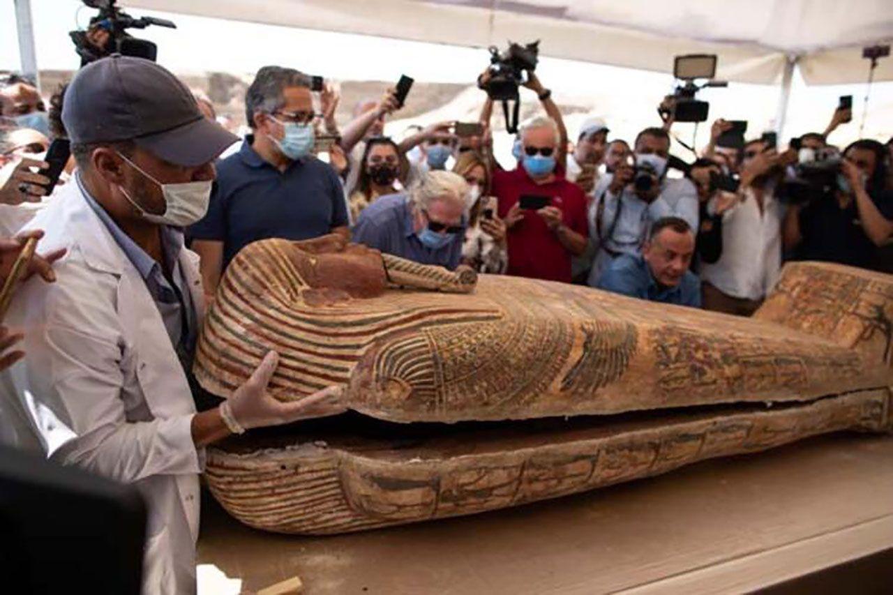 Mısır'da bulundu! Tam 2500 yıllık - Sayfa 2