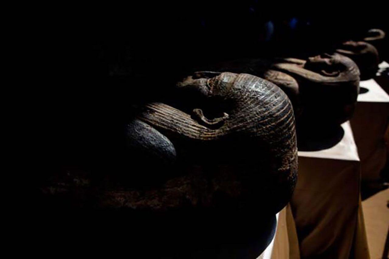Mısır'da bulundu! Tam 2500 yıllık - Sayfa 3