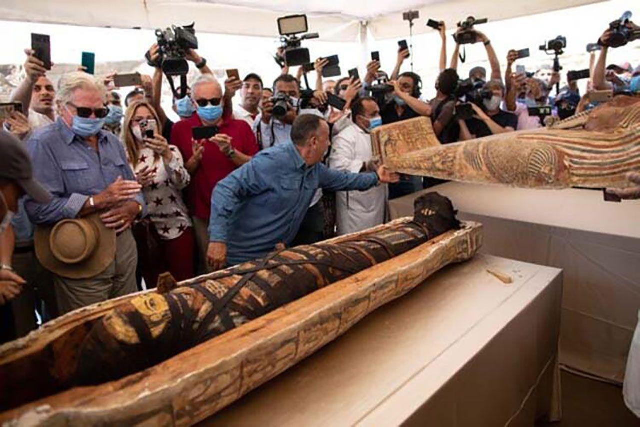 Mısır'da bulundu! Tam 2500 yıllık - Sayfa 4