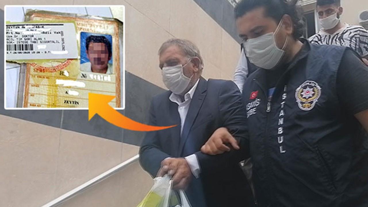 Gözaltına alınan şüphelinin kimliği şaşırttı!