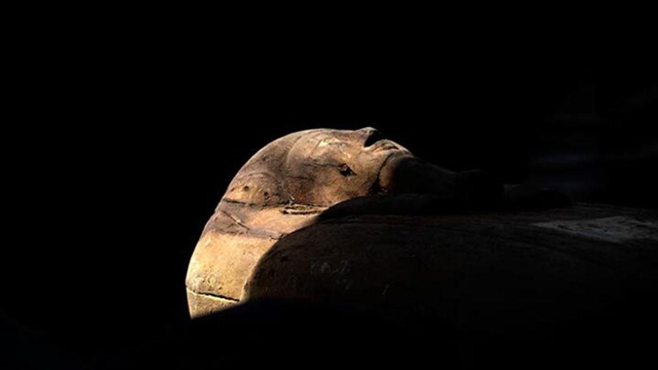 Mısır'da bulundu! Tam 2500 yıllık