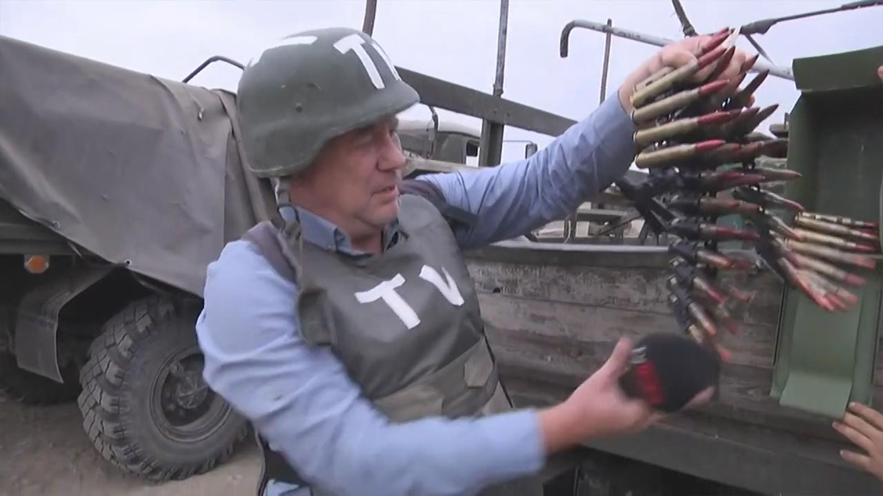 Ermenistan silahlarını bırakıp kaçtı