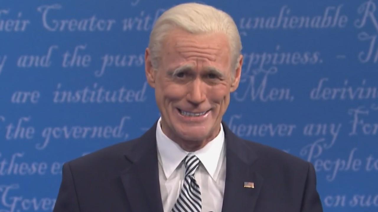 Jim Carrey'den Joe Biden taklidi