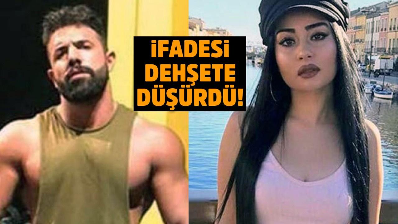 Zeynep'in katilinden kan donduran sözler!