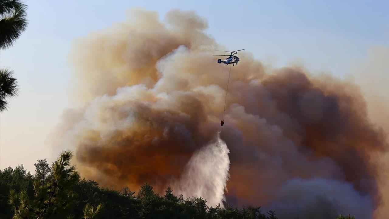 Hatay'daki yangın terör örgütü sabotajı mı?