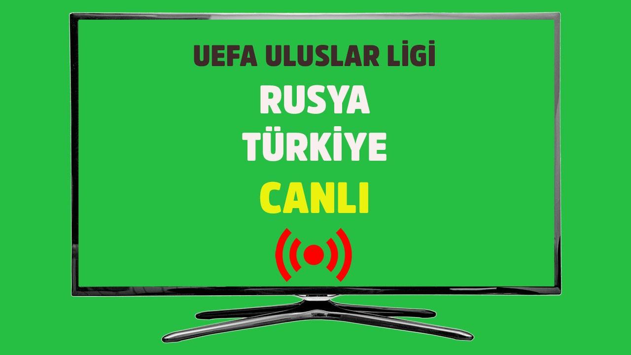Rusya - Türkiye CANLI