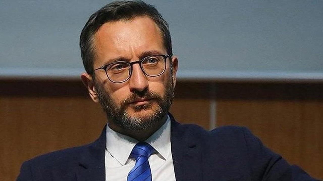Fahrettin Altun'dan Kıbrıs açıklaması
