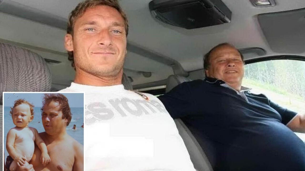 Francesco Totti'nin acı günü