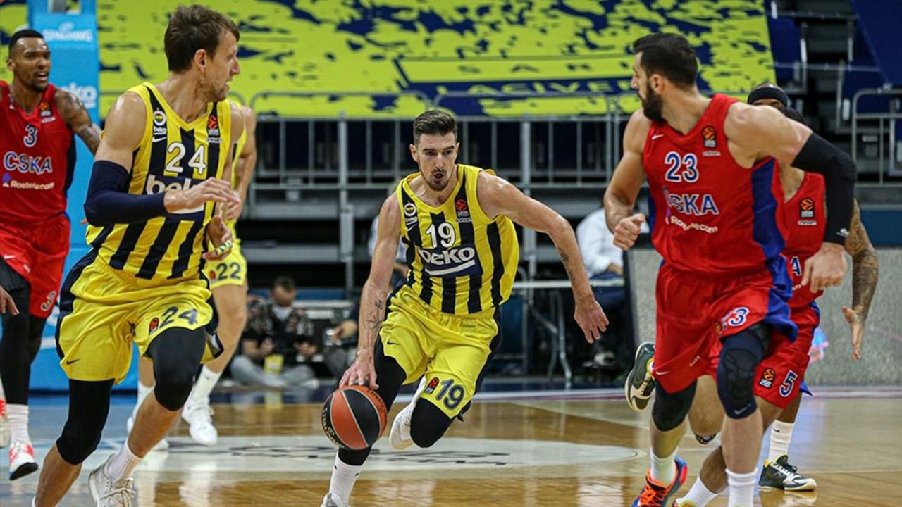 Resmen Fenerbahçe Beko'da!
