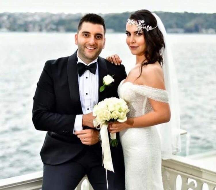 Yaptığı açıklamalarla programa damga vurmuştu!.. Ve Masterchef Duygu evlendi!.. İşte düğünden ilk kareler... - Sayfa 2