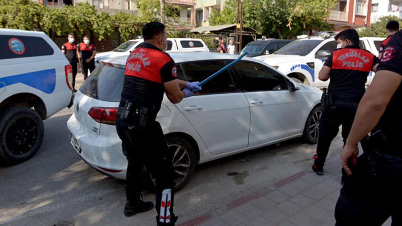 Polisi alarma geçiren olay! Bir türlü uyanmadı