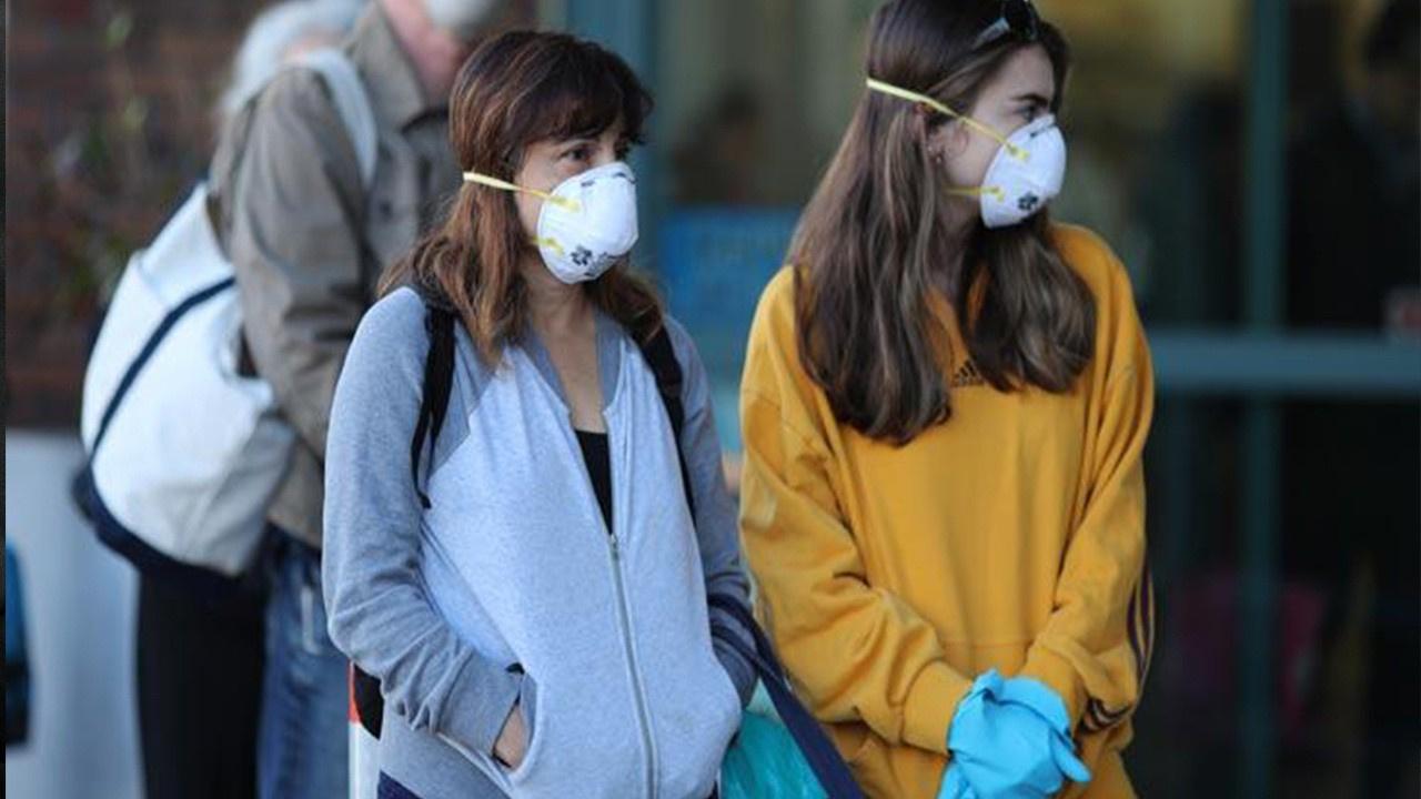 Koronavirüsü öldüren maske üretildi!