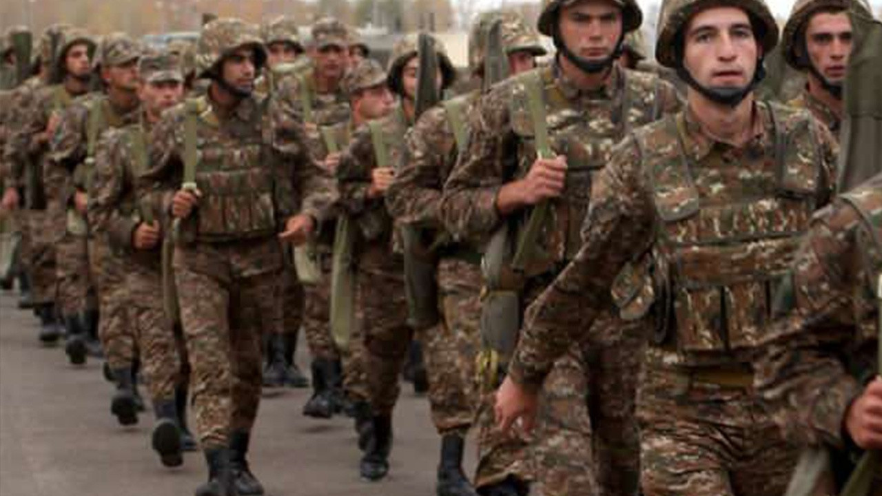 Ermenistan askerinden kritik iddia!