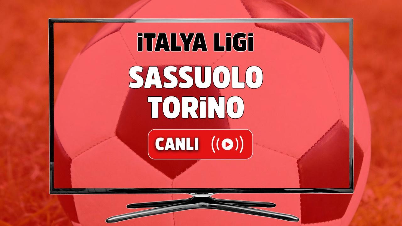 Sassuolo - Torino Canlı