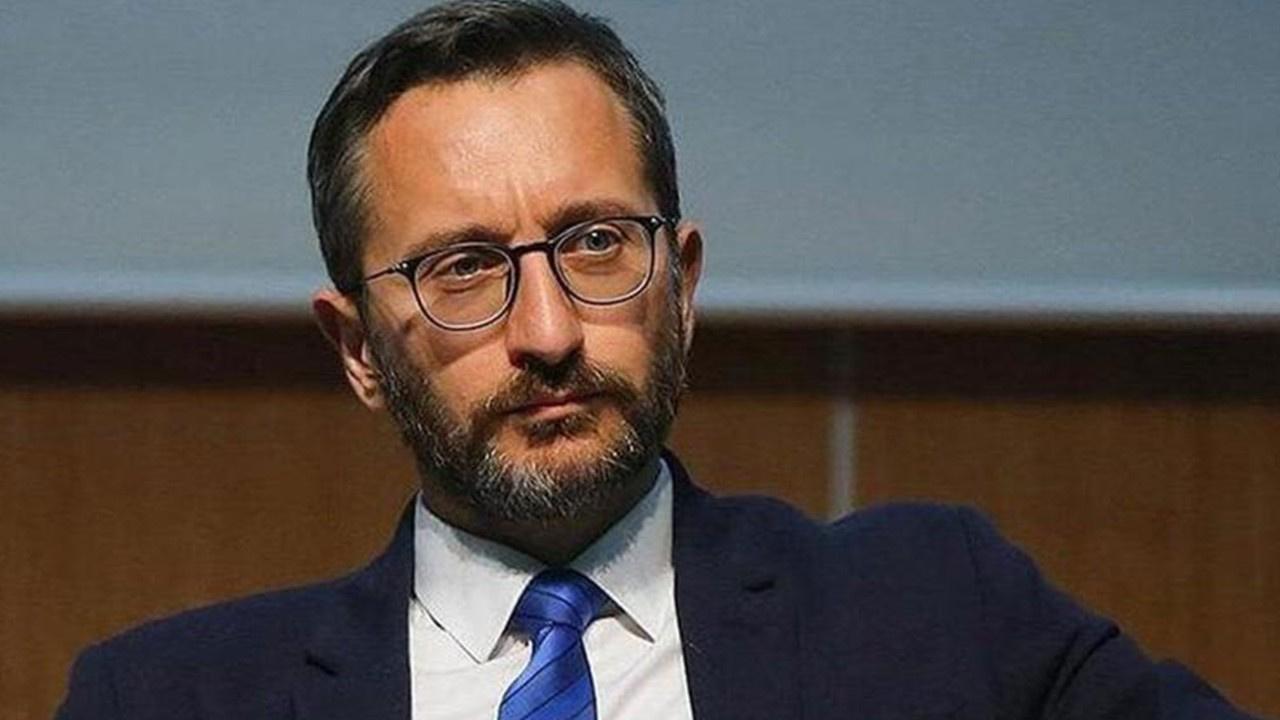 Fahrettin Altun'dan İran açıklaması