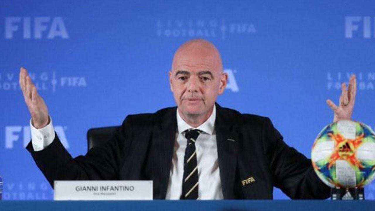 FIFA Başkanı korona virüse yakalandı!