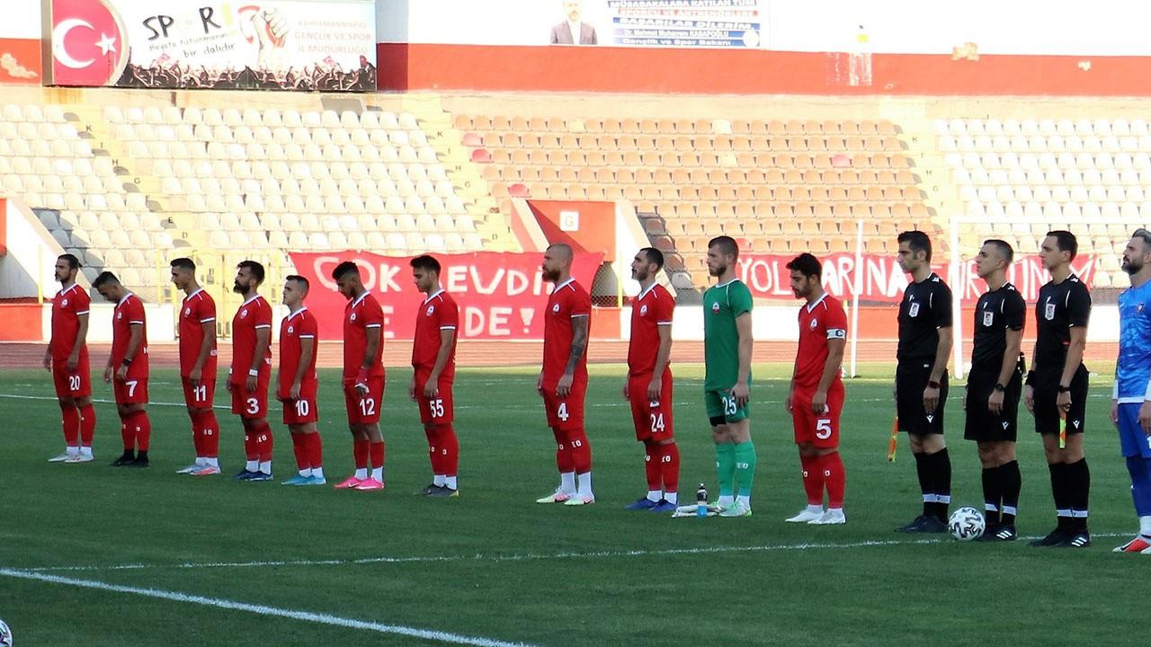 Kahramanmaraşspor'da 14 futbolcu pozitif!