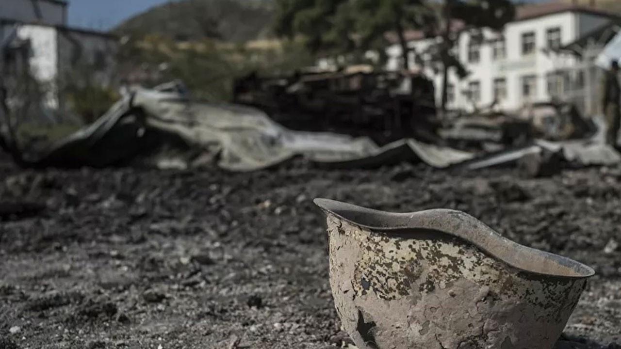 Dağlık Karabağ'daki çatışmalarda son durum!