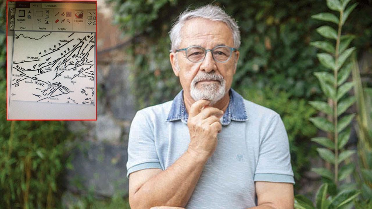 Erzincan depremi sonrası Naci Görür'den açıklama