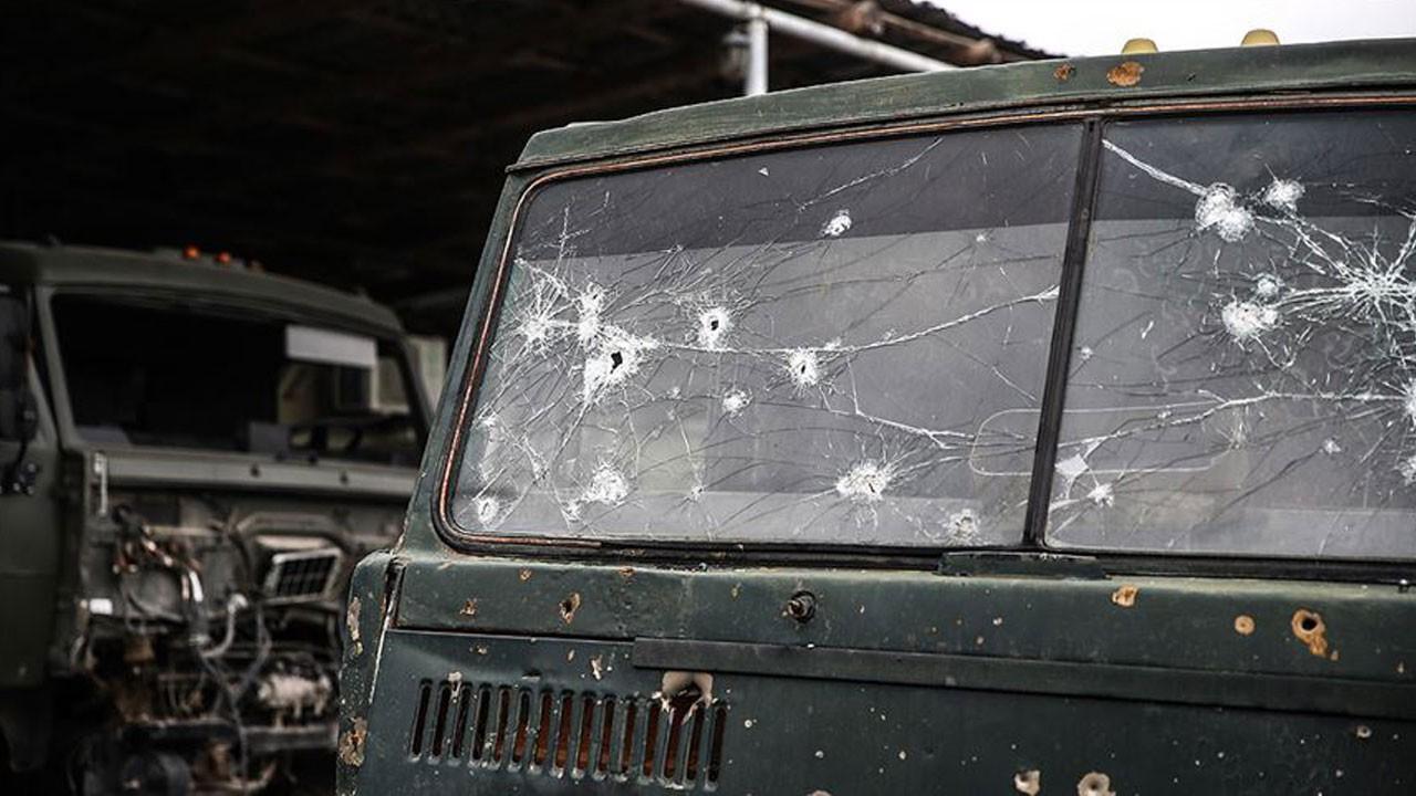 Ermenistan ordusuna ağır darbe!