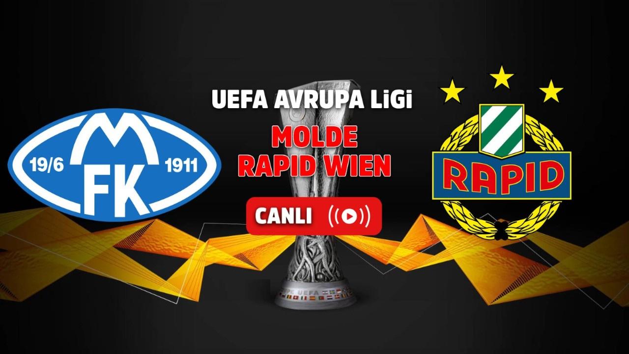 Molde – Rapid Wien Canlı
