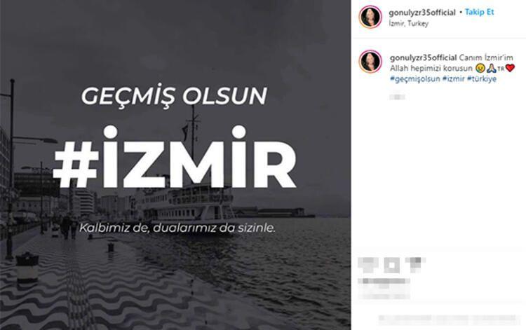 Ünlülerden İzmir depremi paylaşımları - Sayfa 4