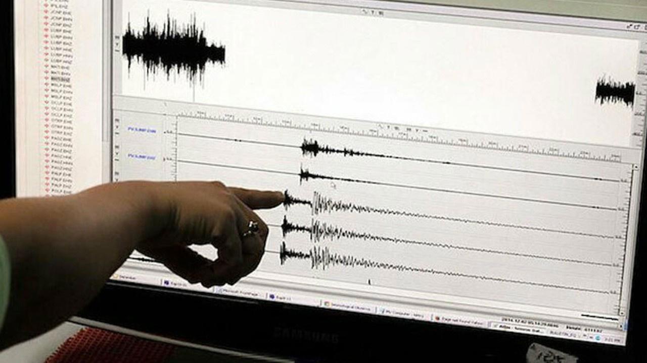Son dakika… İzmir'de 4.8 büyüklüğünde deprem