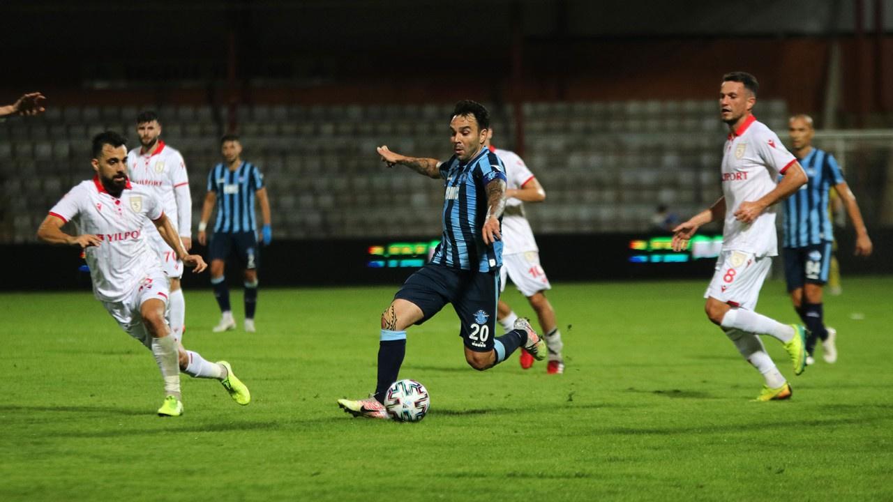 Adana Demirspor 1 puana razı