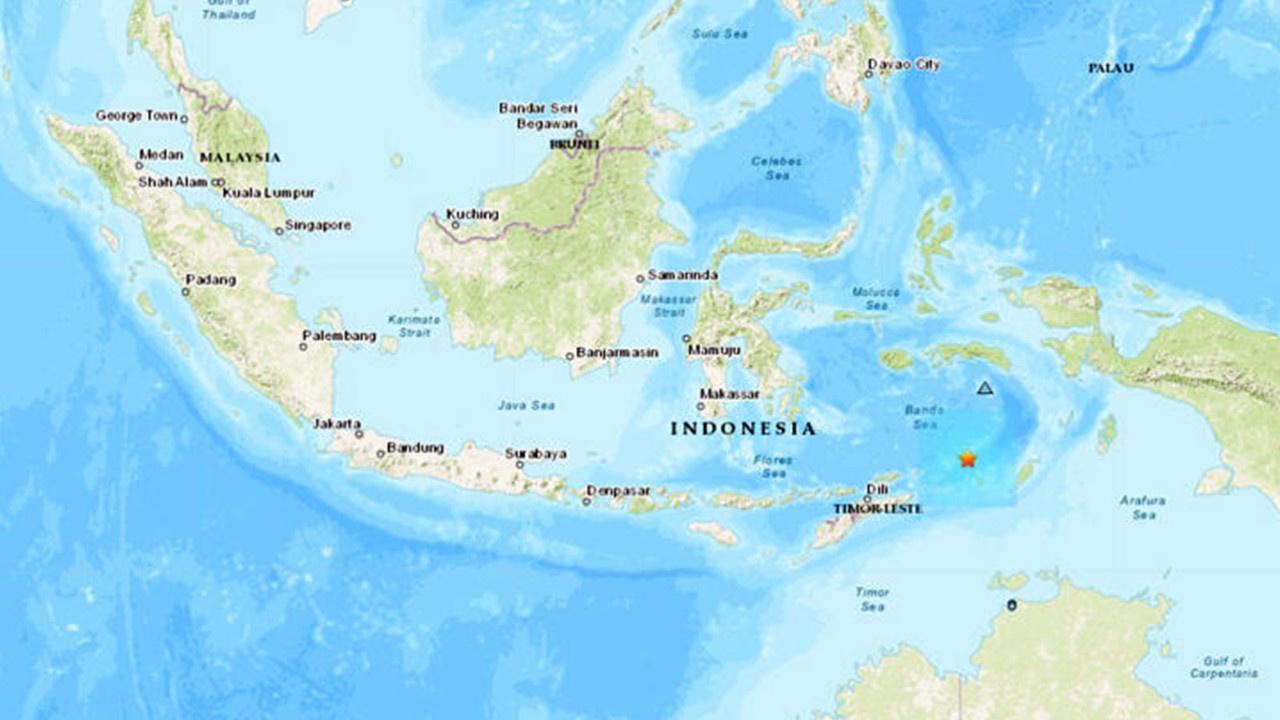 6.3'lük deprem... Pasifik Ateş Çemberi kırıldı