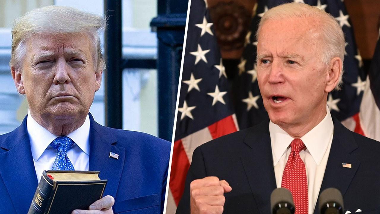 Joe Biden Pensilvanya'da Trump'ı geçti!