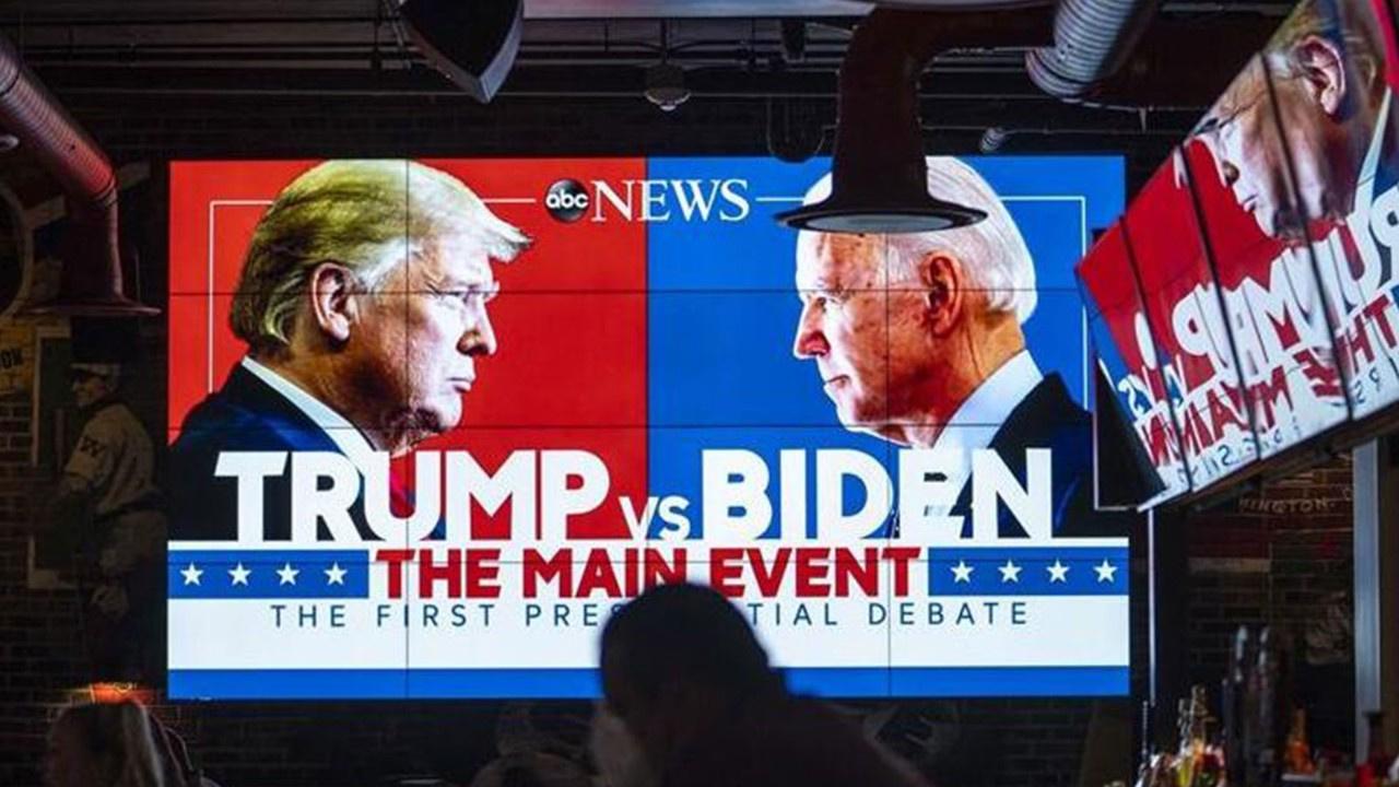 ABD seçimlerinde bahisler Trump'a döndü