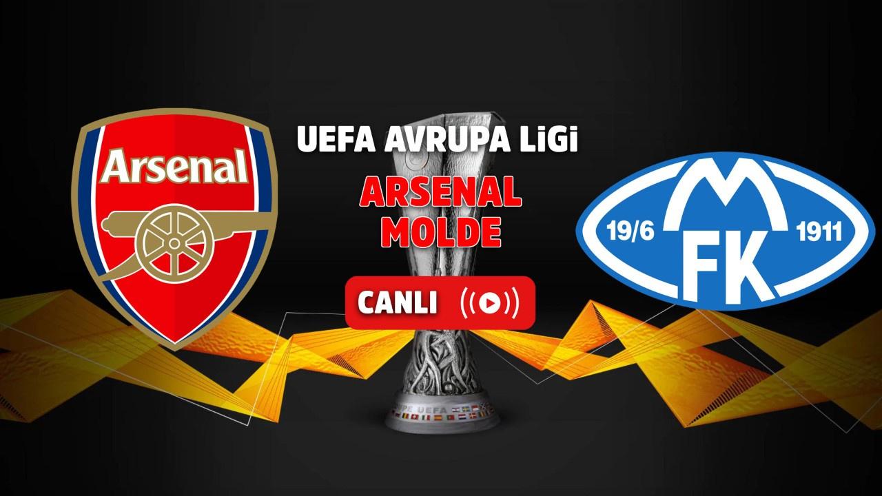 Arsenal – Molde Canlı