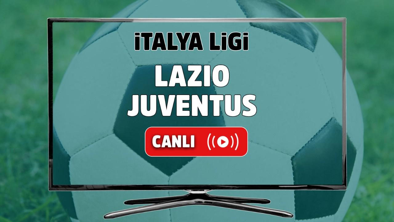 Lazio - Juventus Canlı