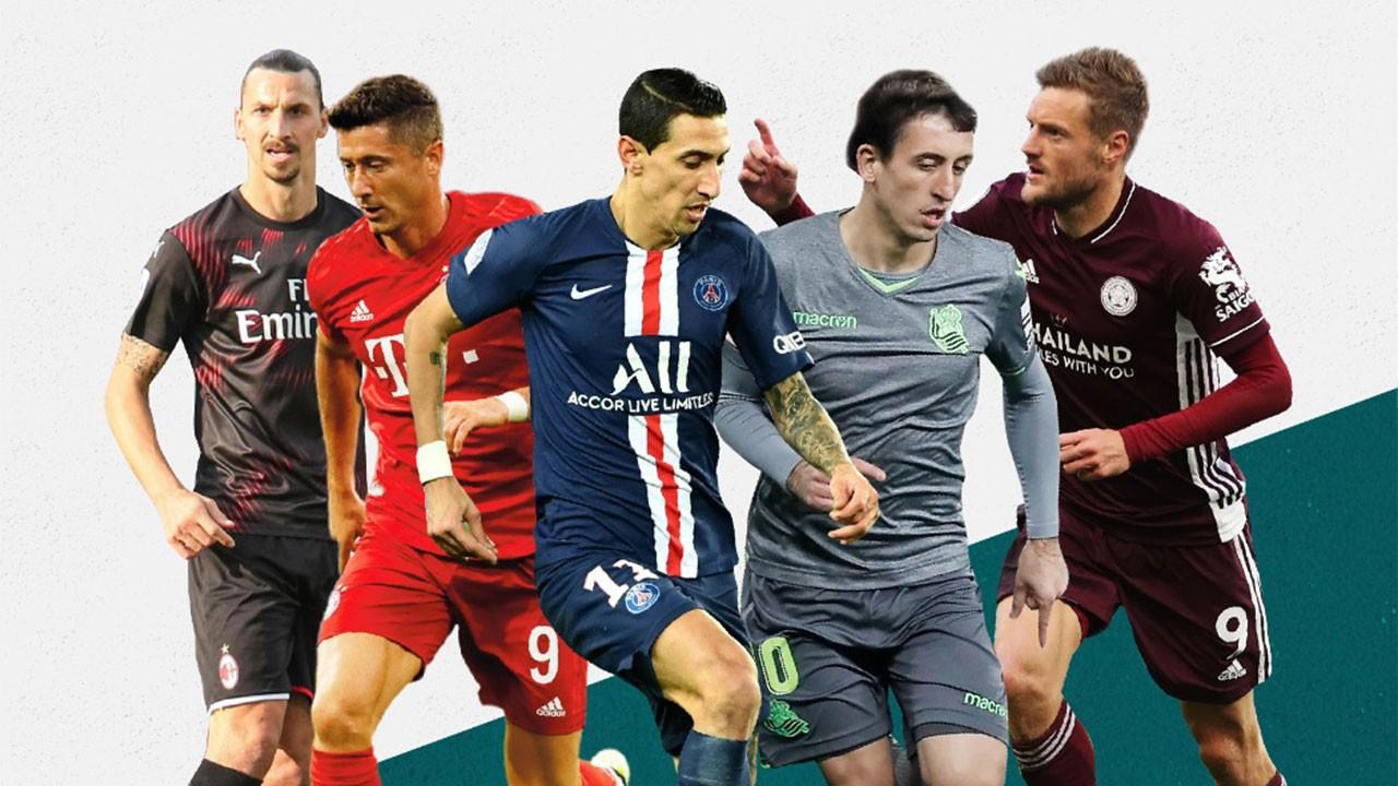 Avrupa Futbolunda Son Surum!