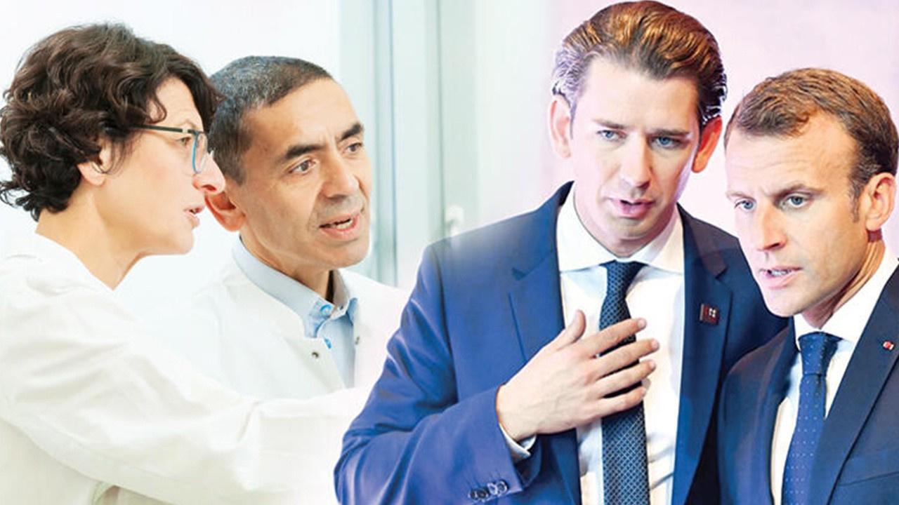 AB'den Macron ve Kurz'un taleplerine ret