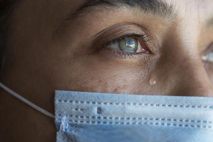 Koronavirüste bu belirtiye dikkat! Göz kızarıklığı koronavirüs belirtisi mi? - Sayfa 1