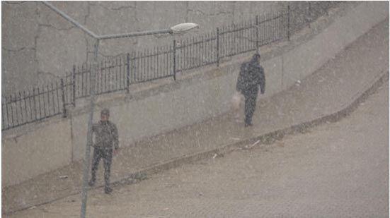 Türkiye'de kar yüzünü göstermeye başladı - Sayfa 4