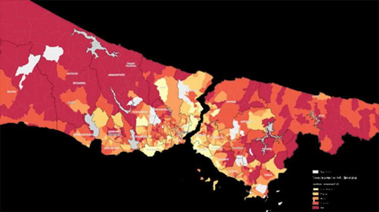 İBB açıkladı! İşte koronavirüsün en yoğun bulaştığı 40 mahalle - Sayfa 1