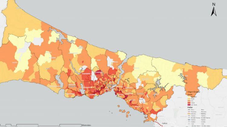 İBB açıkladı! İşte koronavirüsün en yoğun bulaştığı 40 mahalle - Sayfa 2